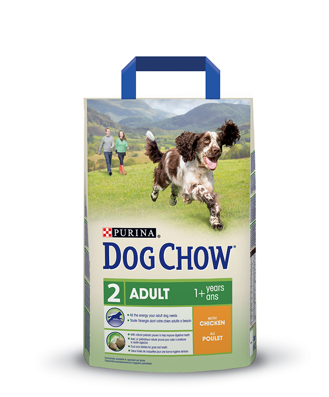 DC DOG ADULT CHICKEN 2,5KG 00001