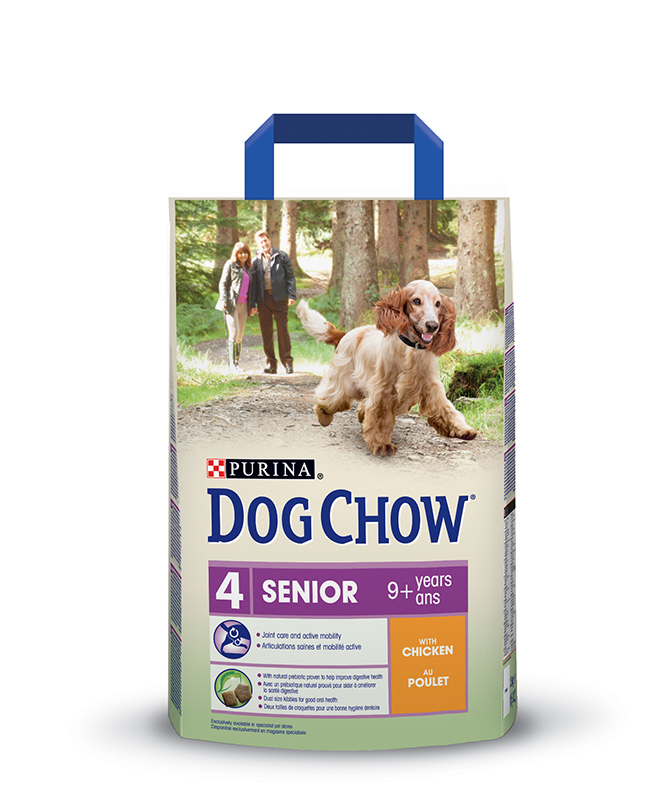 DC DOG SENIOR CHICKEN 2.5KG 00001