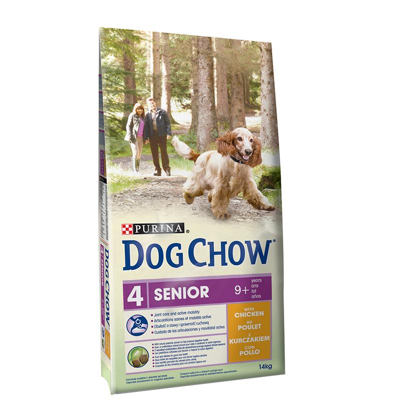 Senior hondenbrokken meerkleurig 14 kg