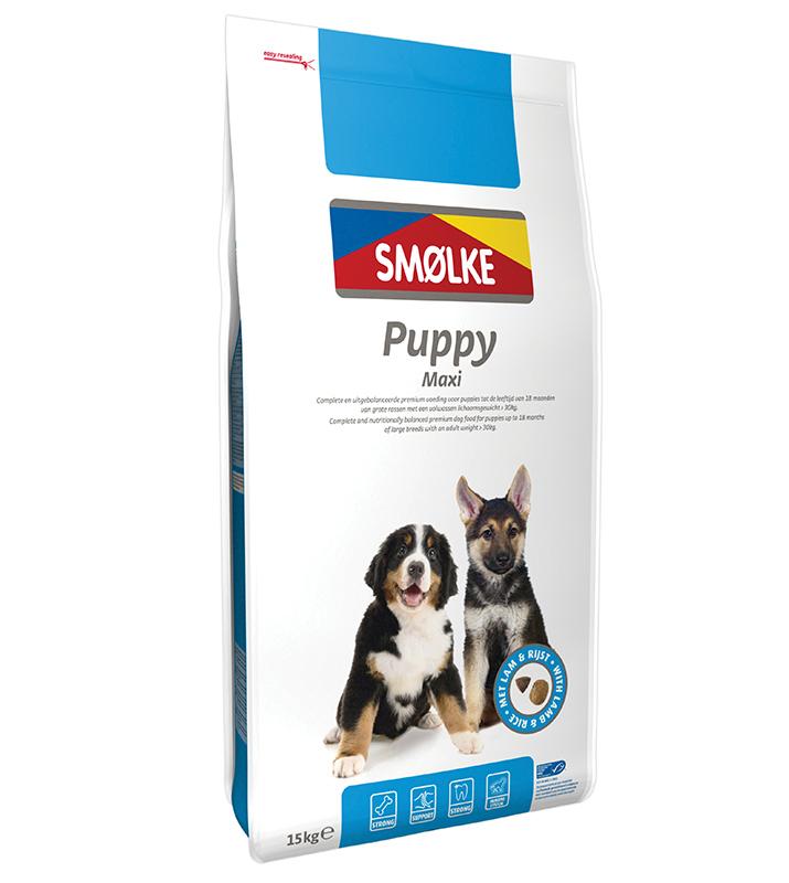 Puppy maxi meerkleurig 15 kg