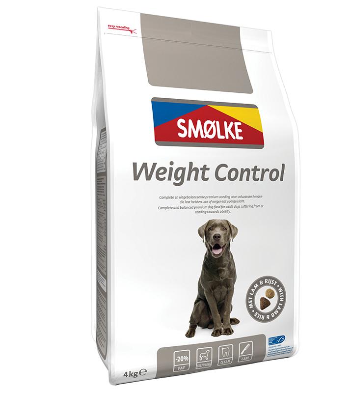Weight control meerkleurig 4 kg