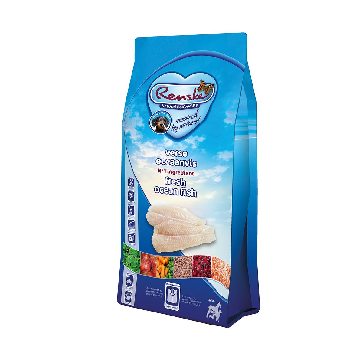 Productafbeelding voor 'Renske - droogvoer meerkleurig 12 kg'