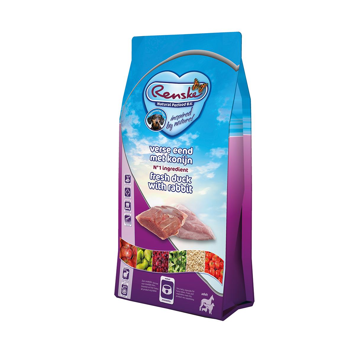 Productafbeelding voor 'Renske - droogvoer meerkleurig 2 kg'