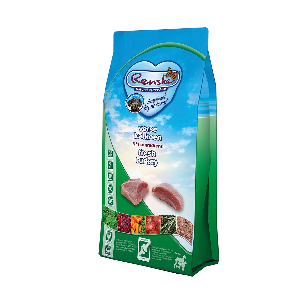 Renske - droogvoer meerkleurig 2 kg