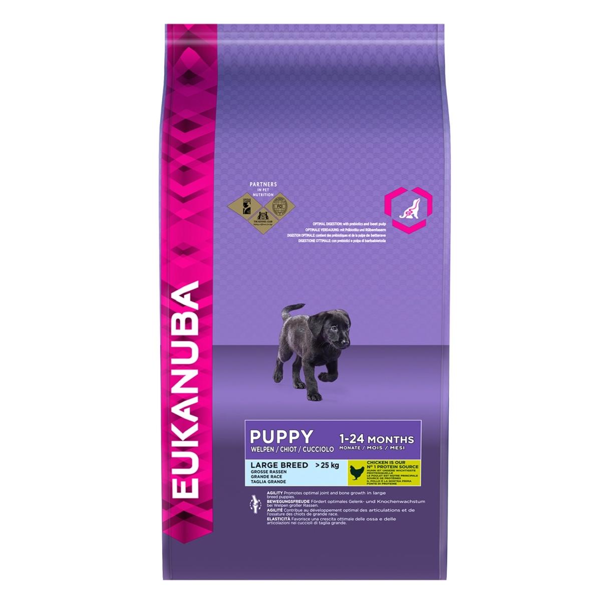 Productafbeelding voor 'Eukanuba - droogvoer meerkleurig 9 kg'