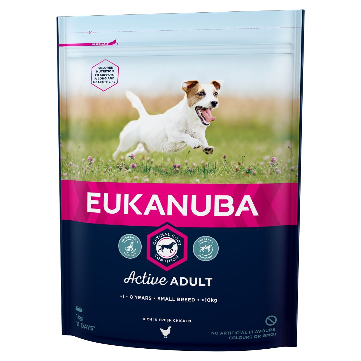 Eukanuba Adult small breed Hondenvoer 3 kg