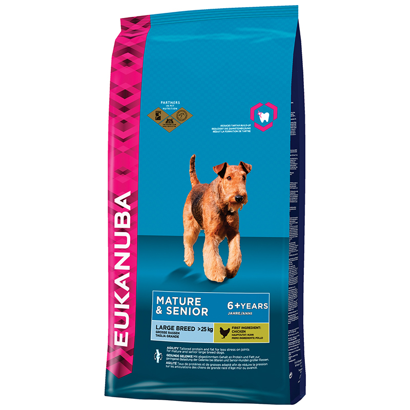 Eukanuba Mature senior large breed Hondenvoer 3 kg
