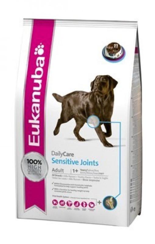 Productafbeelding voor 'EUK DOG SENS.JOINTS 12,5KG 00001'