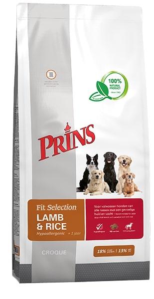 Prins - fit selection meerkleurig 15 kg