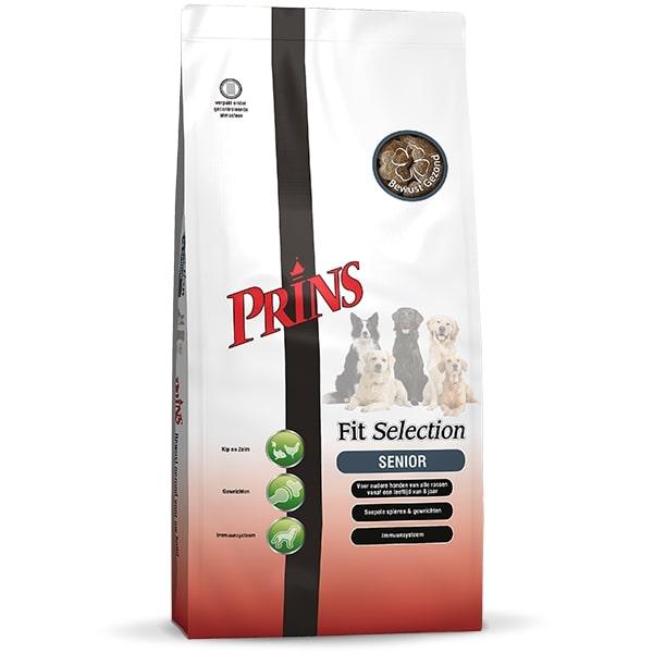 Prins Fit Selection Senior hondenvoer 2 kg