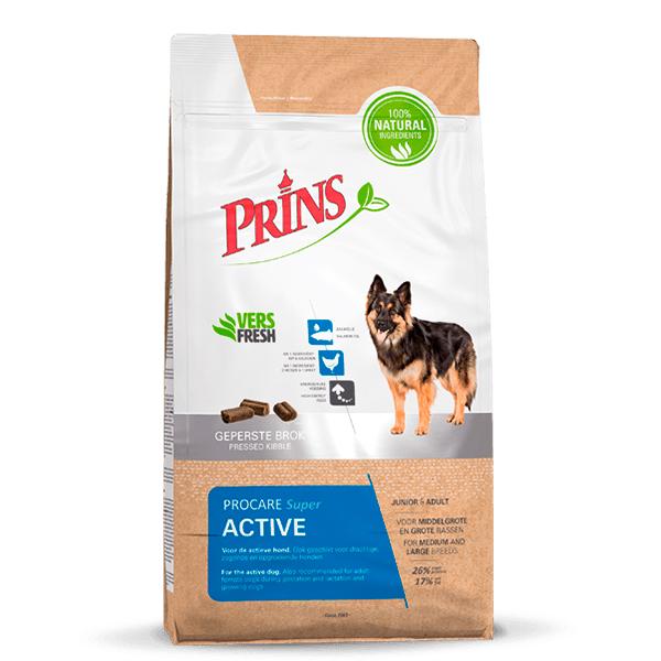 Productafbeelding voor 'Prins - procare super active 15 kg'