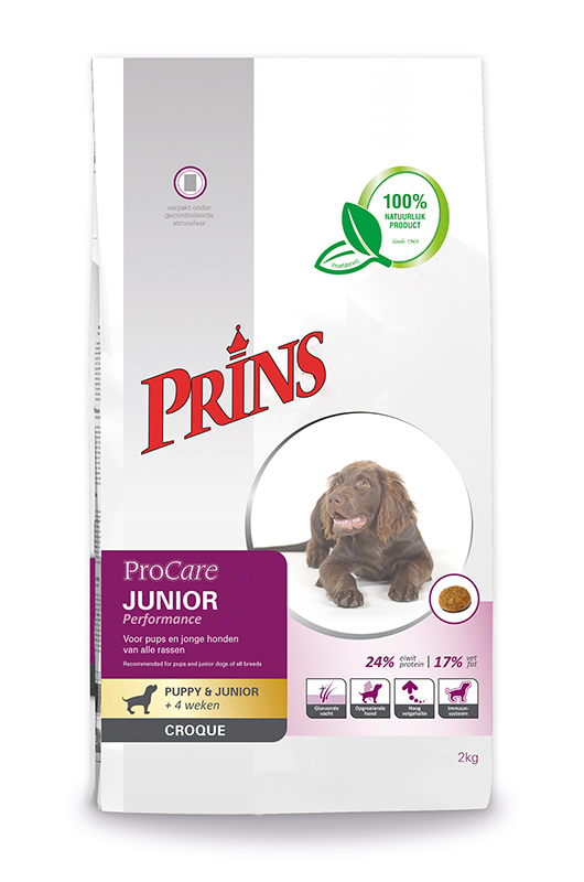 Prins - procare performance croque meerkleurig 10 kg