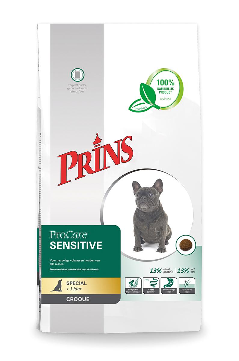 Prins - procare sensitive croque 10 kg