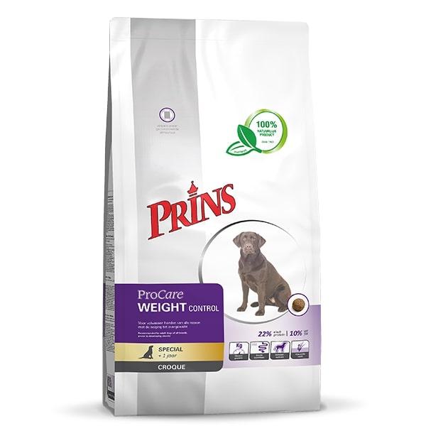 Prins - procare weight control croque meerkleurig 2 kg