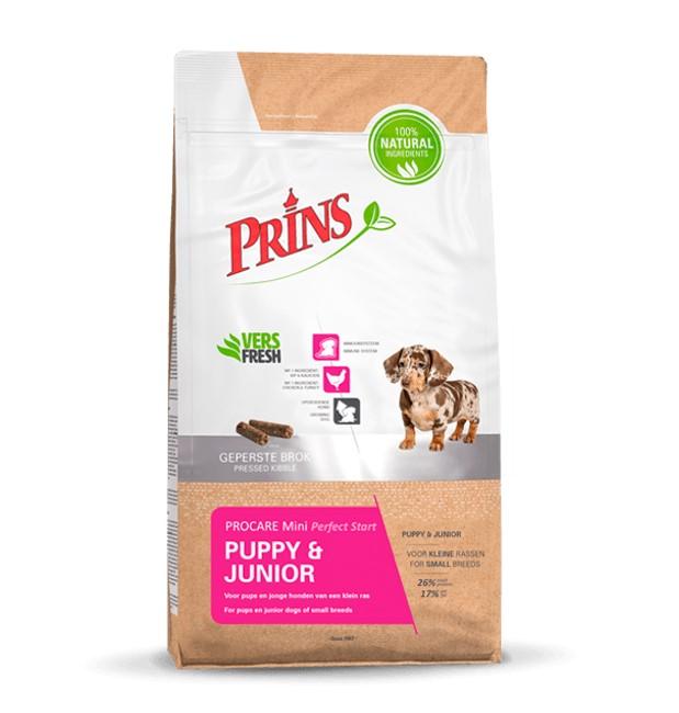 Prins 3 kg procare mini puppy-junior