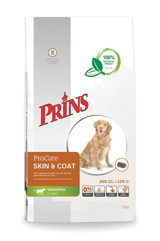 Prins - procare skin & coat meerkleurig 3 kg