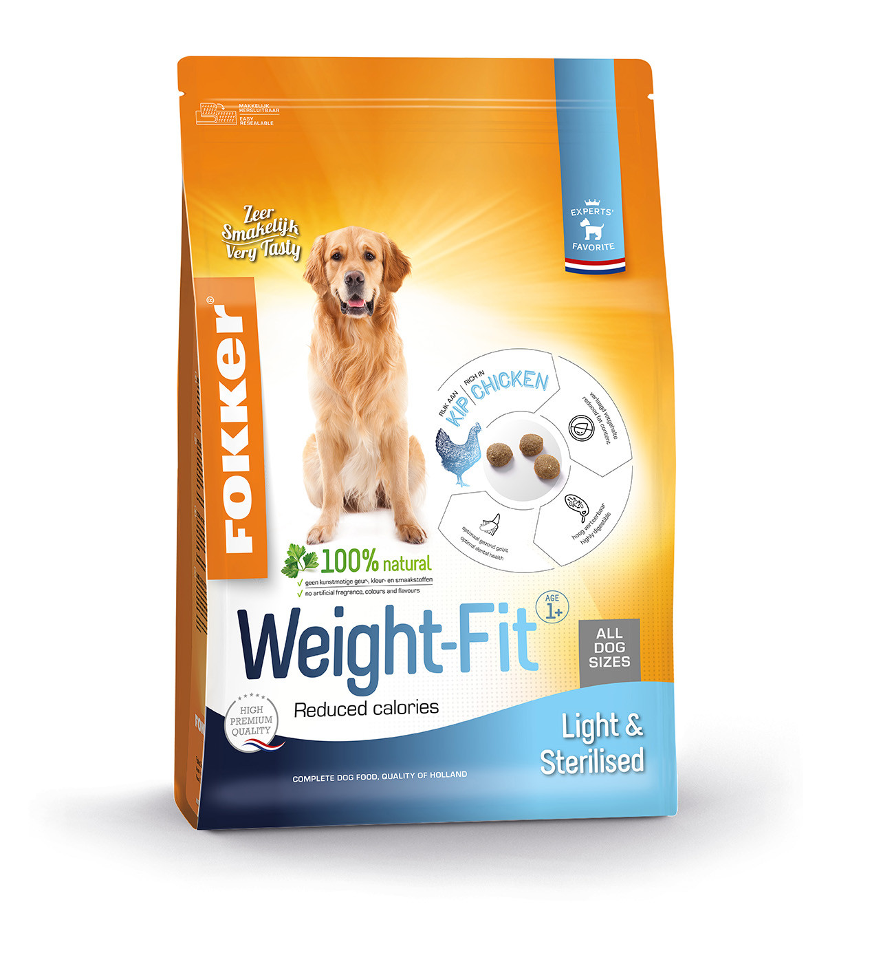FOK DOG WEIGHT-FIT 25KG 00000