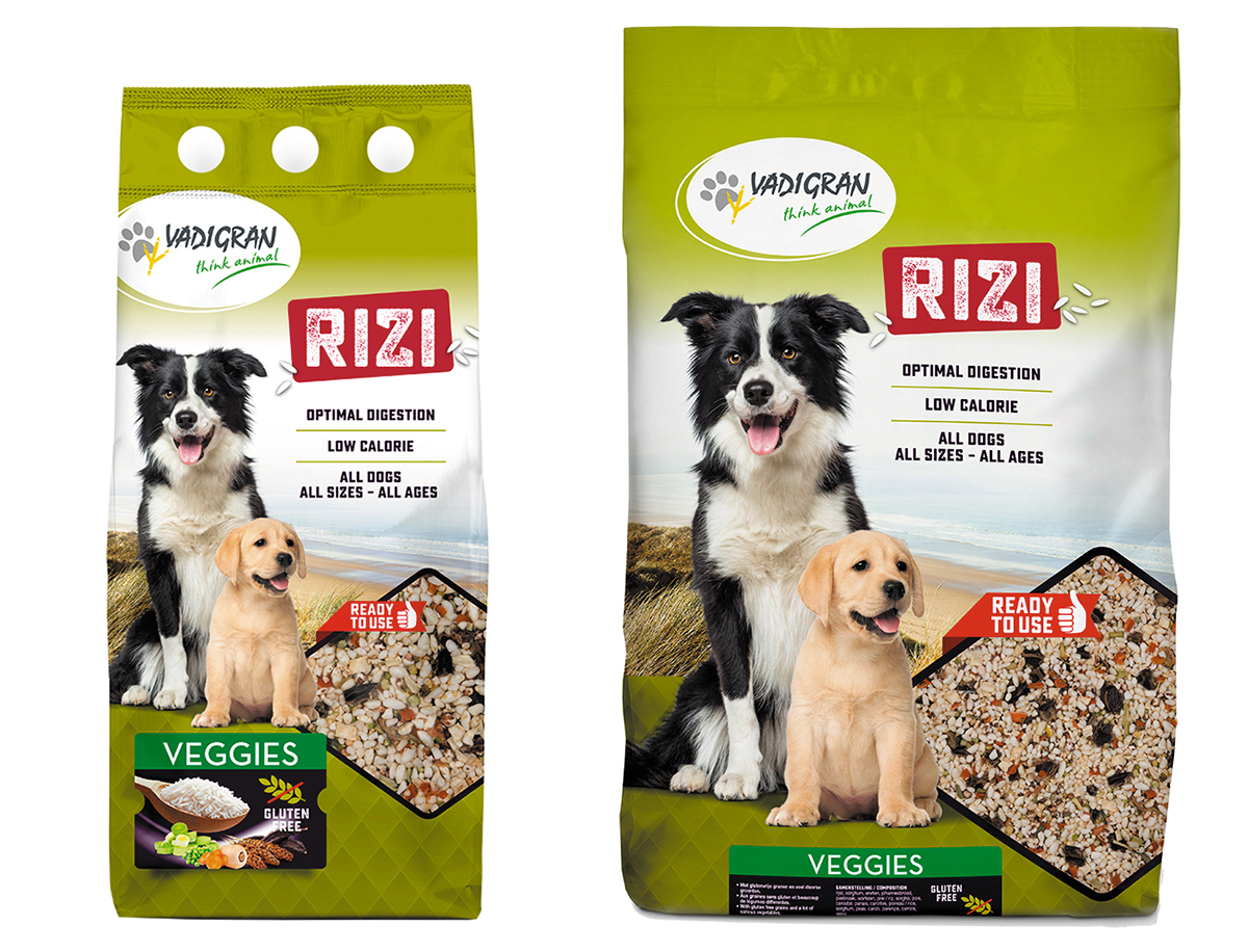 RIZI MIX VEGGIES 4,5KG 00001