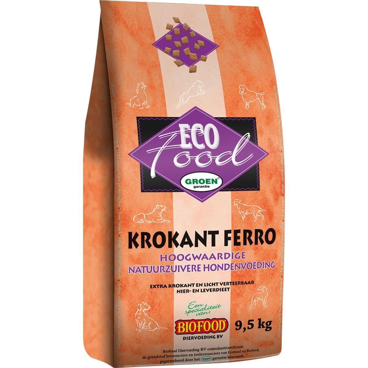 BF HOND ECOFOOD KROK.FERO 9,5K 00001