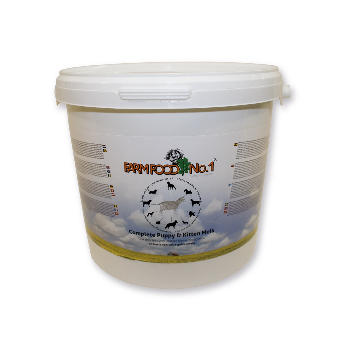 Farm Food puppy en kitten melk 3 kg