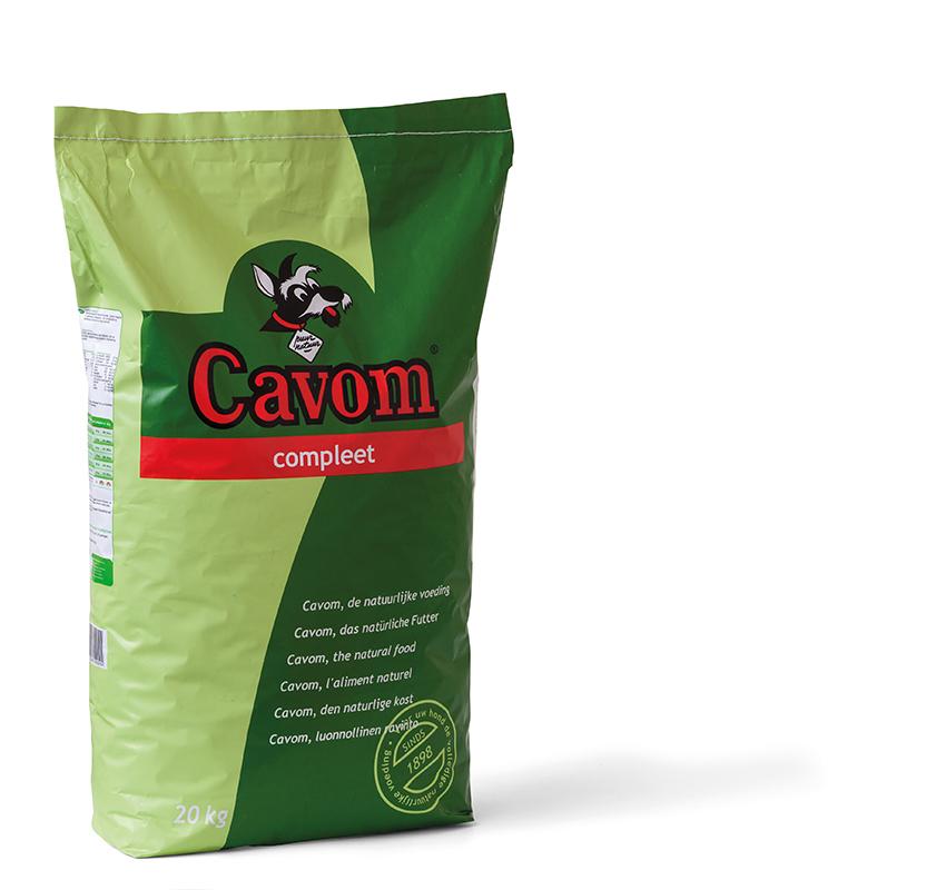 Cavom - compleet meerkleurig 20 kg