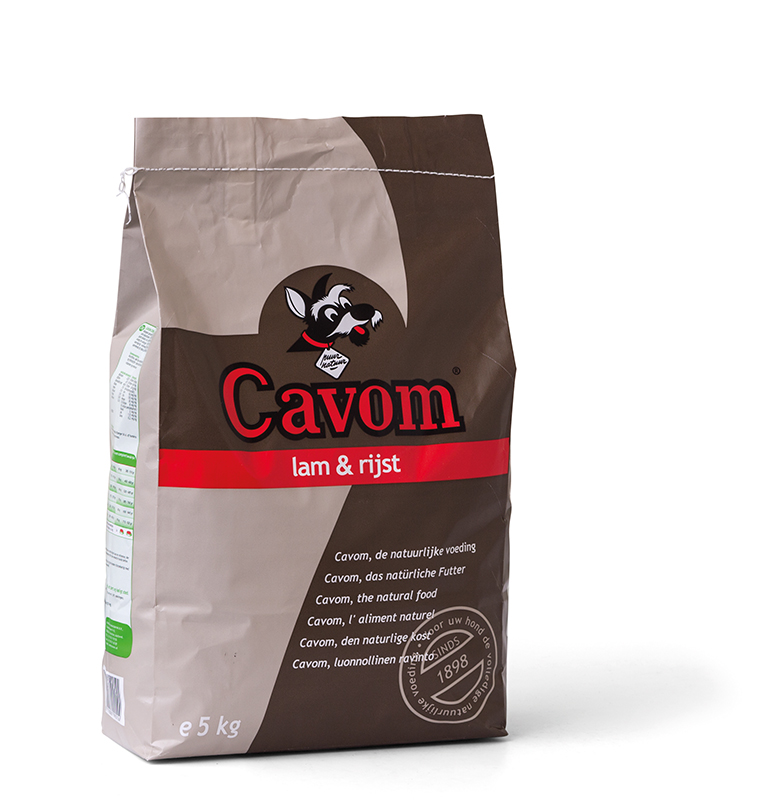 Cavom - compleet 5 kg