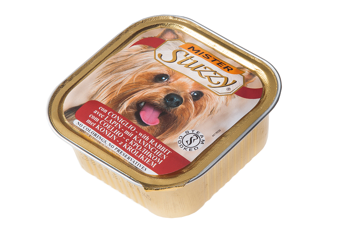 MR STUZZY DOG RABBIT 150GR 00001