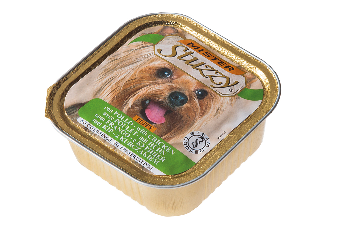 MR STUZZY PUPPY CHICKEN 150GR 00001
