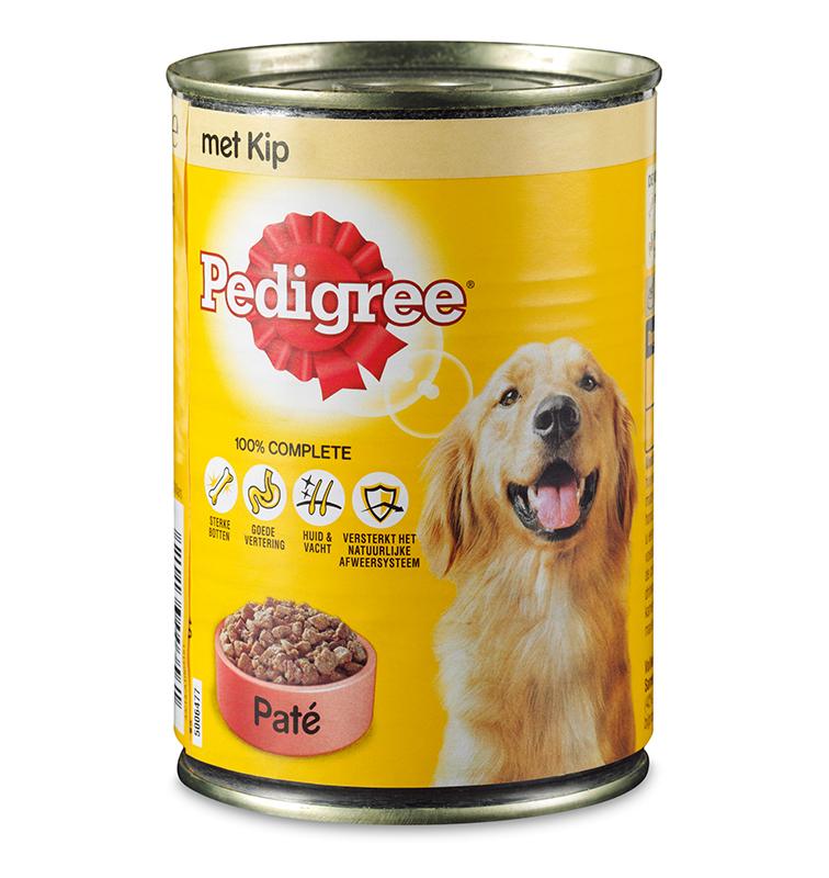Productafbeelding voor 'Adult pate meerkleurig 400 gr'