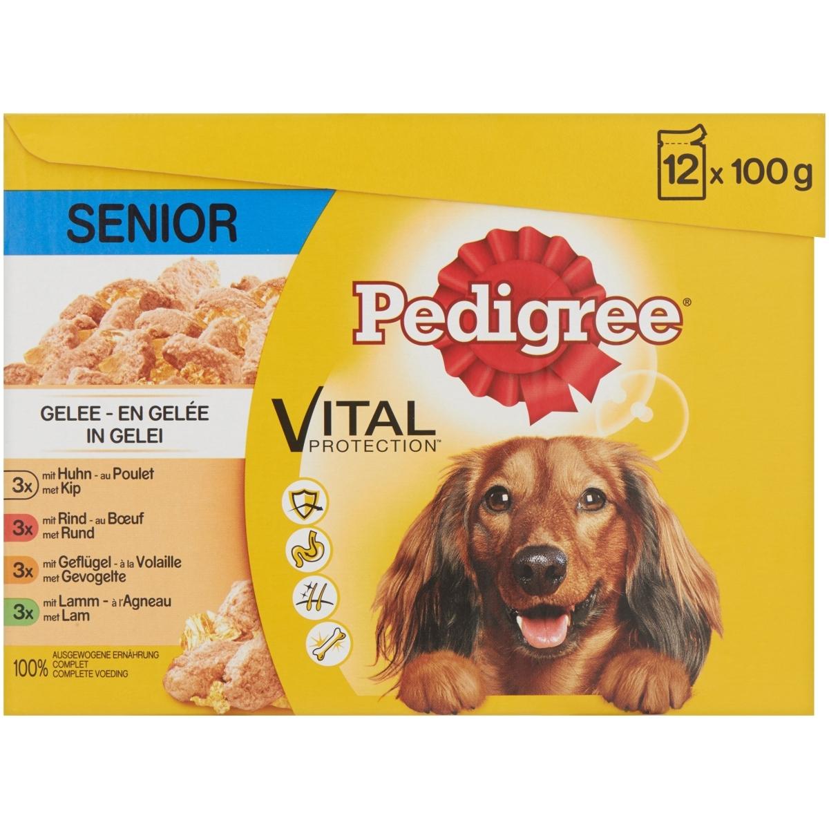 Productafbeelding voor 'Vital pro meerkleurig 12 x 100 gr'