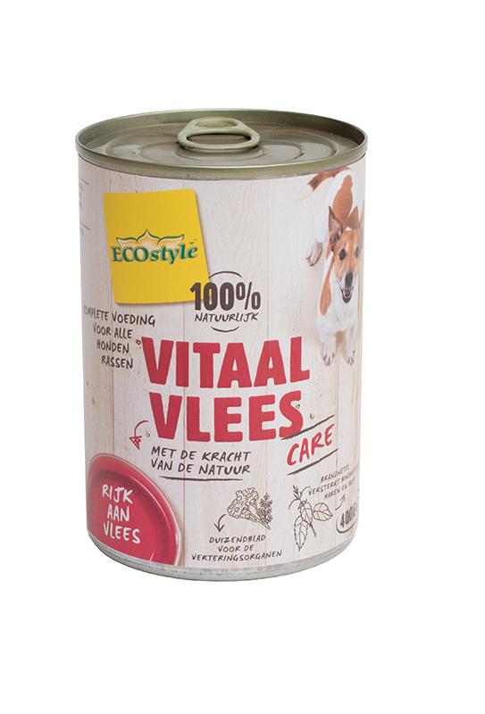 Vitaalvlees care meerkleurig 400 gr