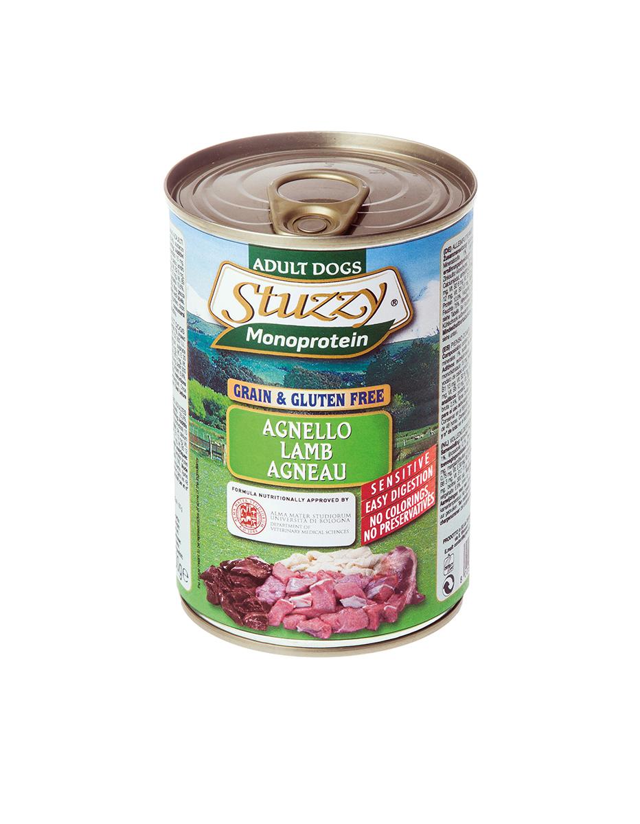 Productafbeelding voor 'Stuzzy - natvoer monoprotein meerkleurig 400 gr'