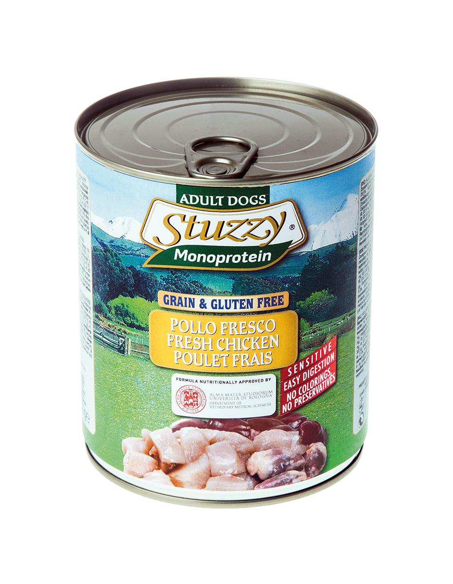 Productafbeelding voor 'Stuzzy - natvoer monoprotein meerkleurig 800 gr'