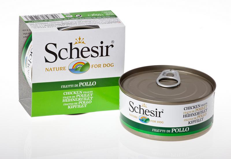 Productafbeelding voor 'Schesir - gelei meerkleurig 150 gr'