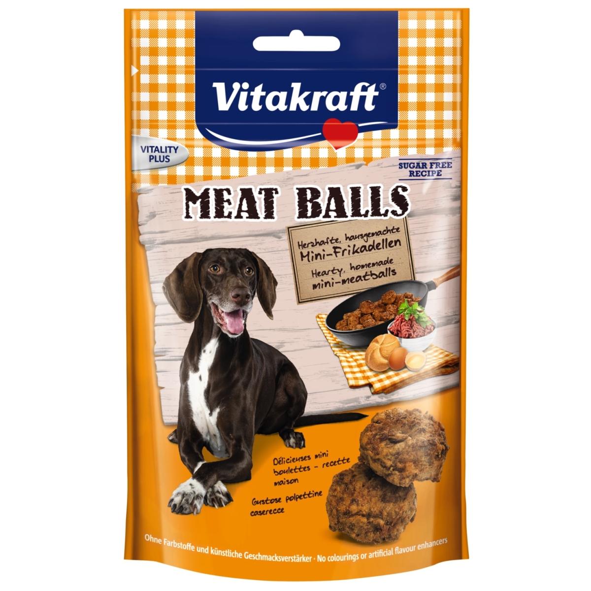 VI MEAT BALLS 80GR N 00001