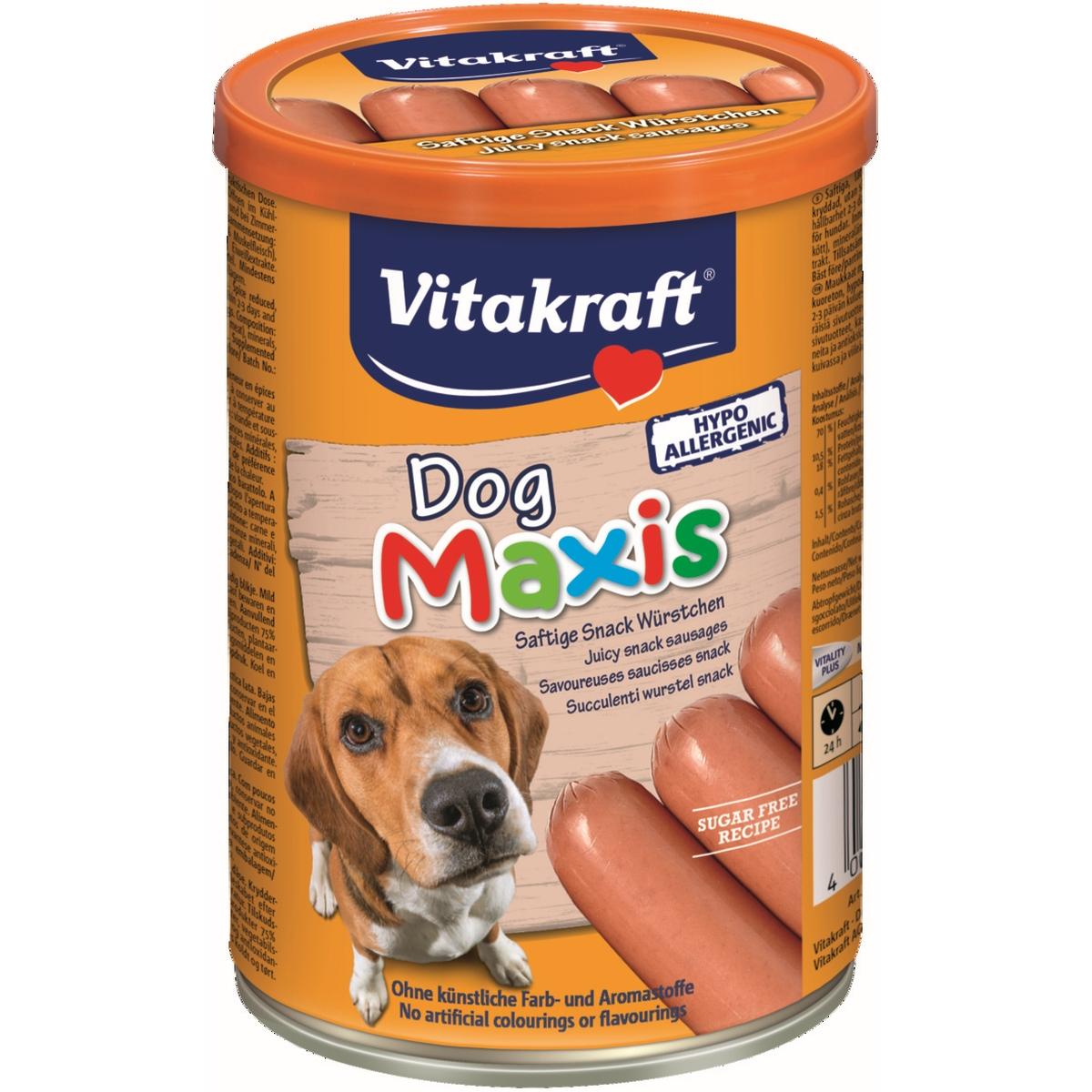 VI DOG MAXIS BLIKJE 6ST 00004
