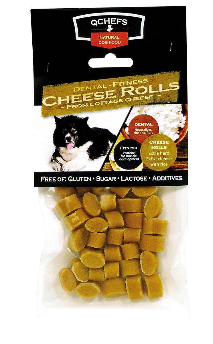Cheese rolls meerkleurig