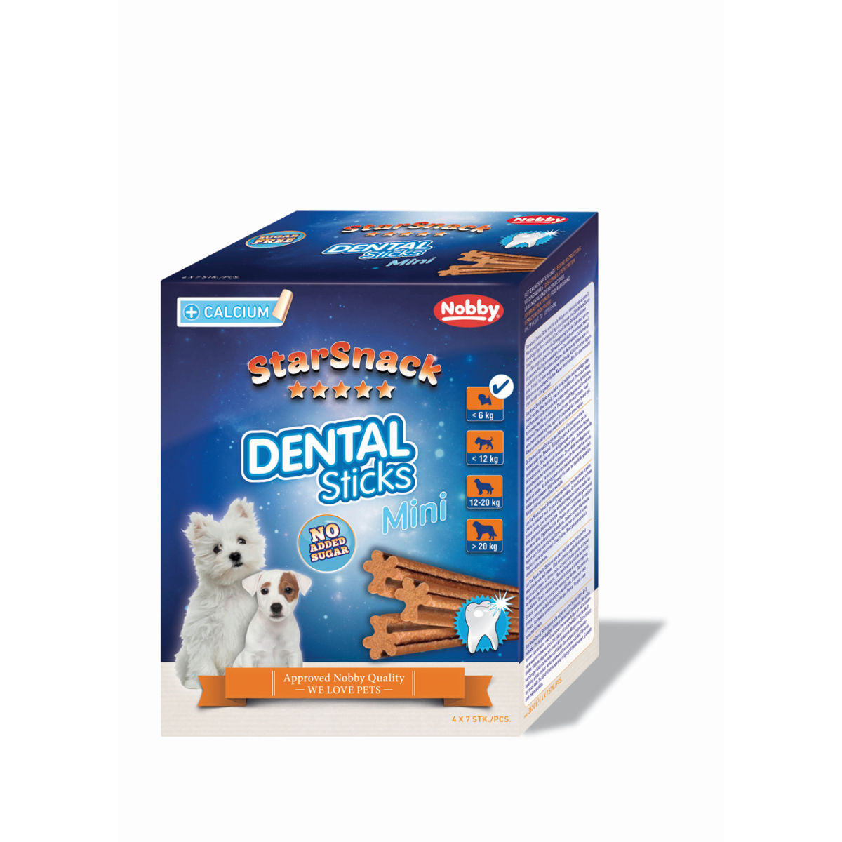NB DENTAL STICKS MINI J 00002
