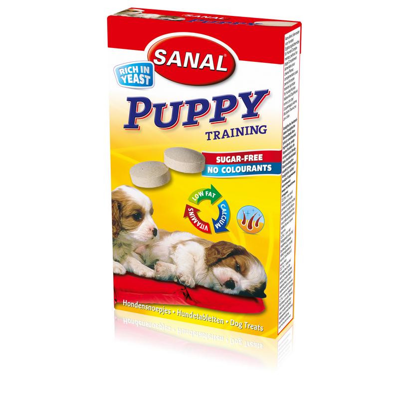 Puppy meerkleurig 30 gr