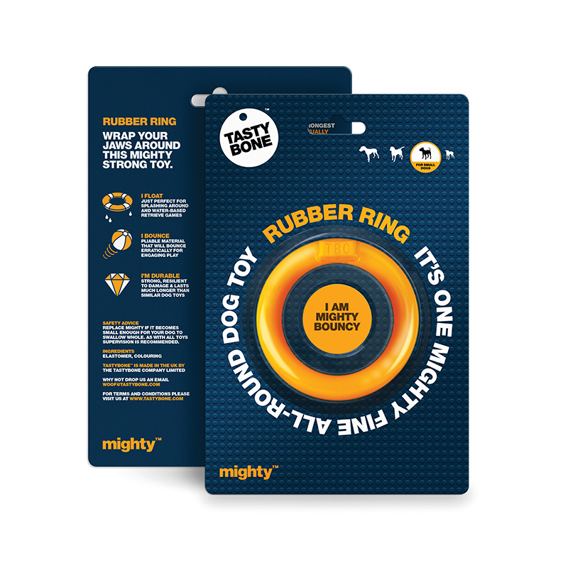 MIGHTY RUBBER RING