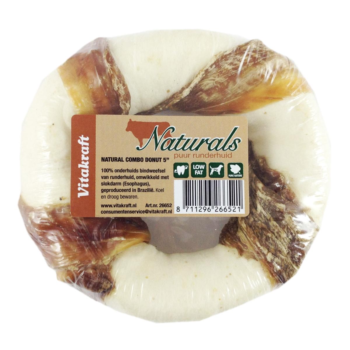 Productafbeelding voor 'Natural combo donut meerkleurig'