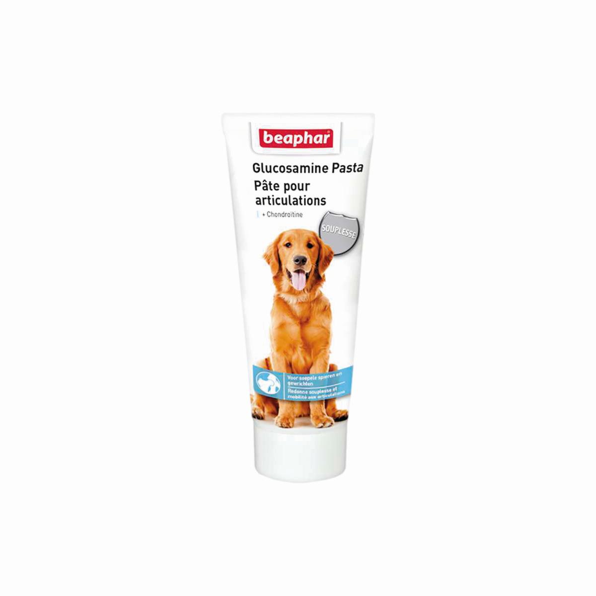 Beaphar Glucosamine Pasta voor de hond 250 ml