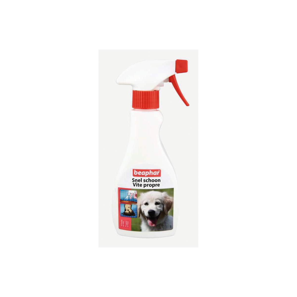 Snel schoon shampoo meerkleurig 250 ml