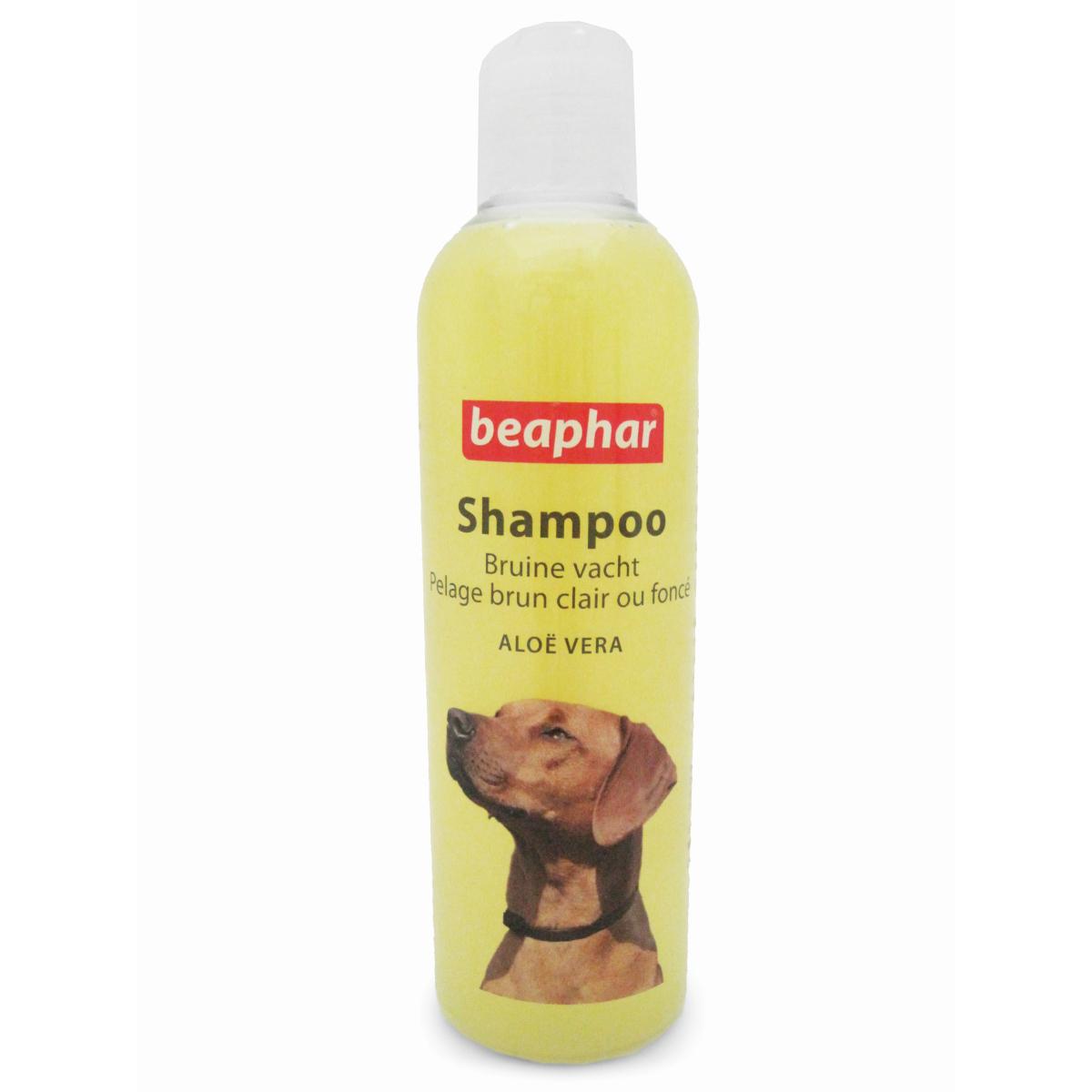Shampoo bruine vacht geel 250 ml