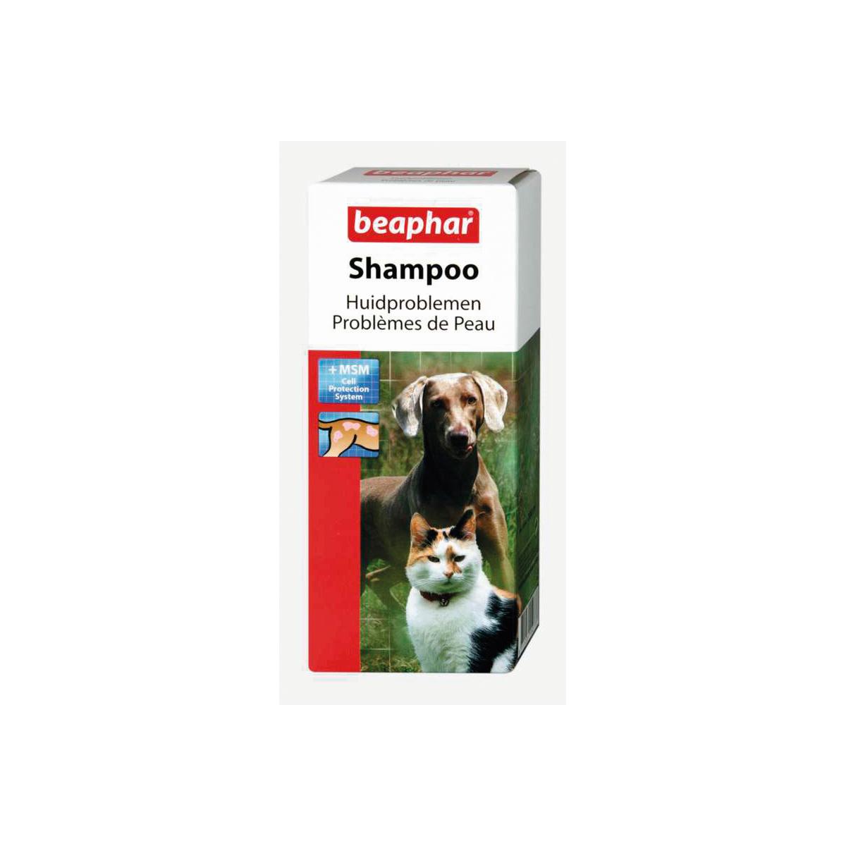 Shampoo huidproblemen meerkleurig 200 ml