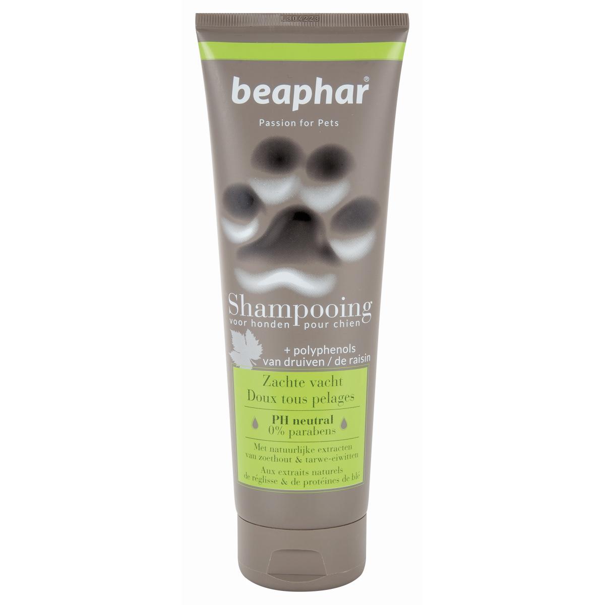Premium shampoo zachte vacht meerkleurig 250 ml