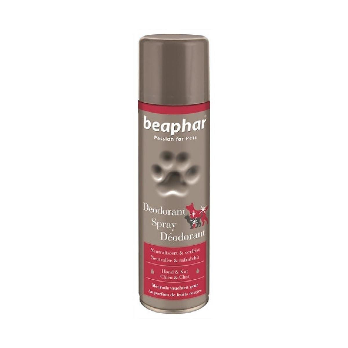 Deodorantspray meerkleurig