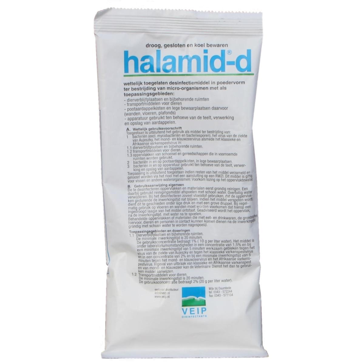 Halamid-d wit 50 gr