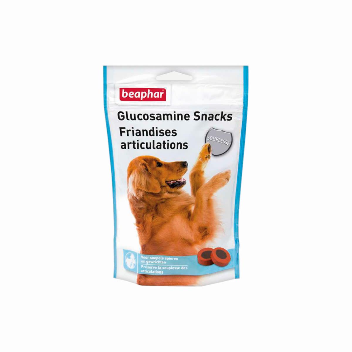 Beaphar Glucosamine Snacks voor de hond 150 gram