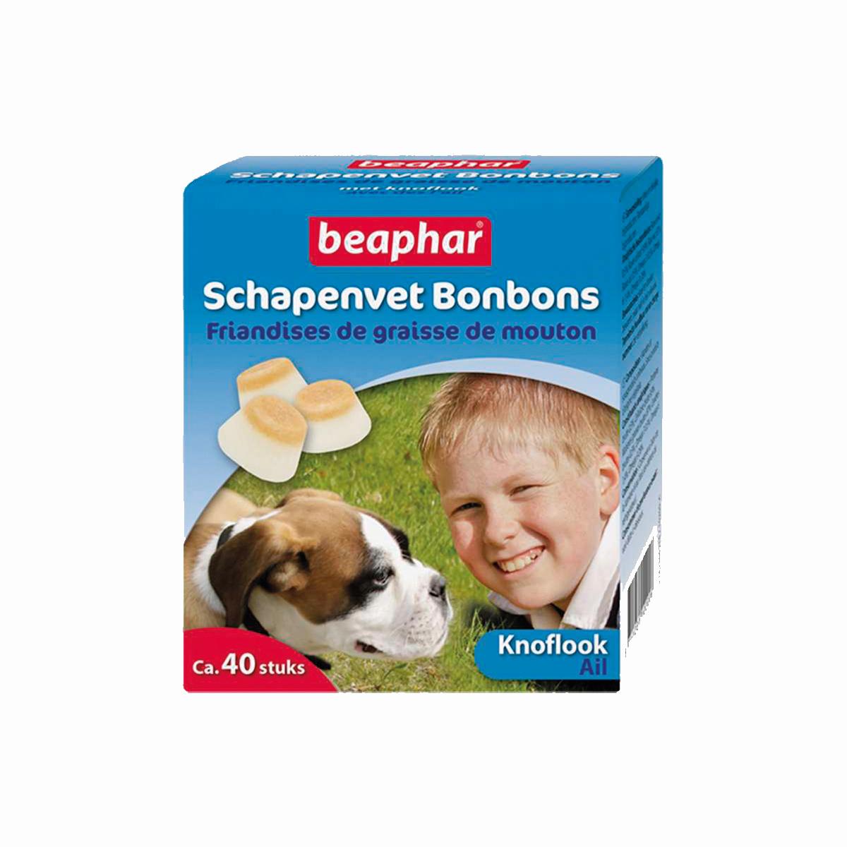 BEA SCHAPENVET+KNOFLOOK 245GR 00001